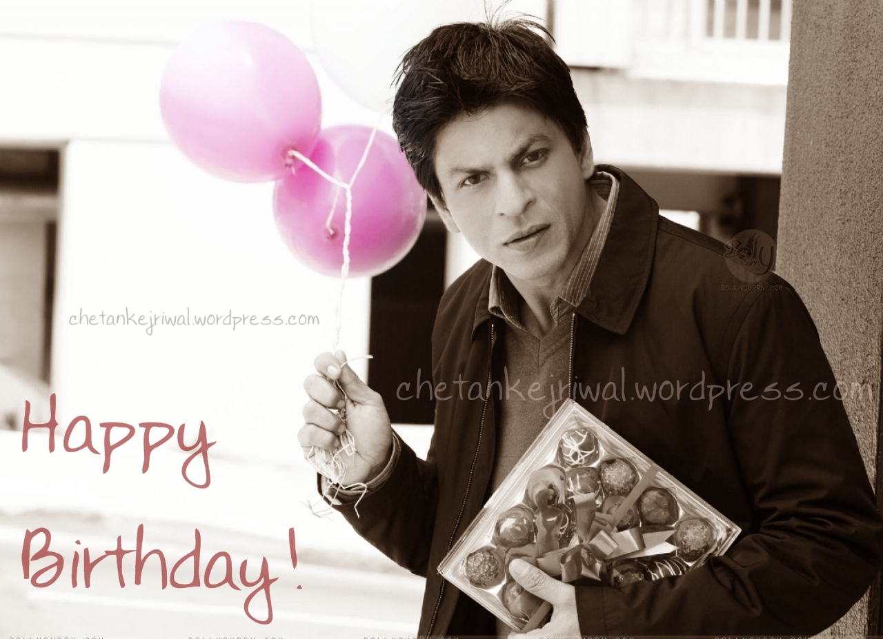 srk birthday | i-Chetan