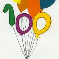 Blogpost #100 - Happy Birthday Blog!