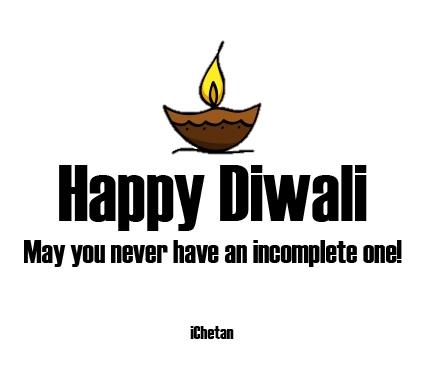 Diwali Wishes!